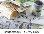 currency exchange trading.... | Shutterstock . vector #527991529