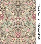 tender floral pattern. seamless ...   Shutterstock .eps vector #527995948