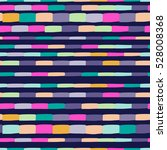 colorful tile stripes  ... | Shutterstock .eps vector #528008368