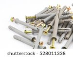 Plastic Dowel Or Wall Plugs Pi...