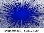 explosion vector illustration.... | Shutterstock .eps vector #528124654