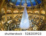 paris  france   december 2 ... | Shutterstock . vector #528203923