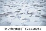 stars white background 3d...   Shutterstock . vector #528218068