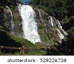 waterfall  chiangmai  thailand | Shutterstock . vector #528226738