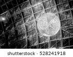 lightning under the ceiling | Shutterstock . vector #528241918