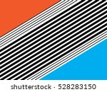 oblique  diagonal lines pattern. | Shutterstock .eps vector #528283150
