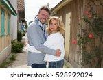 lovely couple senior in... | Shutterstock . vector #528292024