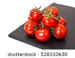 Red Cherry Tomatoes Studio Photo