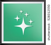 star design clean vector | Shutterstock .eps vector #528312550