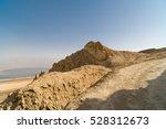 mount sodom  judean desert... | Shutterstock . vector #528312673