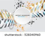 abstract background of digital... | Shutterstock .eps vector #528340960