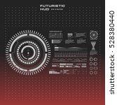 set infographic display...
