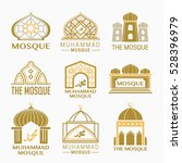 The Mosque. Muhammad Mosque....
