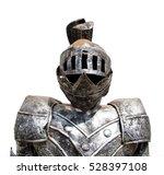 worn  weathered medieval knight'...