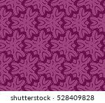 vector pattern. endless texture ... | Shutterstock .eps vector #528409828