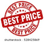 best price. stamp. red round... | Shutterstock .eps vector #528425869