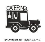 foodtruck | Shutterstock . vector #528462748