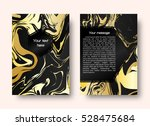 marble ornament. gold graphic....   Shutterstock .eps vector #528475684