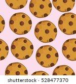 vector illustration of seamless ...   Shutterstock .eps vector #528477370