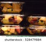 Fresh Chopped And Chunks Fruit...