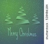 Holiday Card  Christmas Tree ...