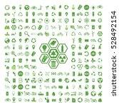 200 ecology   nature green... | Shutterstock .eps vector #528492154
