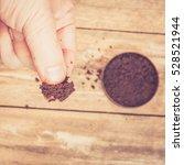 swedish nicotine | Shutterstock . vector #528521944