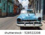 havana  cuba   june 22  2015 ... | Shutterstock . vector #528522208