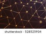 abstract 3d rendering of... | Shutterstock . vector #528525934