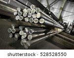 stainless steel sheets... | Shutterstock . vector #528528550