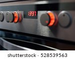 oven is ready for baking....   Shutterstock . vector #528539563