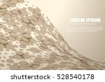 Vector Abstract Brown...