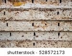 pattern of tool made of steel... | Shutterstock . vector #528572173