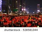 seoul  south korea   december 3 ... | Shutterstock . vector #528581344