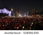seoul  south korea   december 3 ... | Shutterstock . vector #528581350