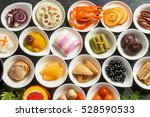 new year dishes japanese food... | Shutterstock . vector #528590533