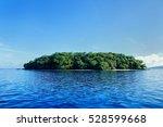 Small Island Off The Coast Of...