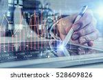 media technologies for business ... | Shutterstock . vector #528609826