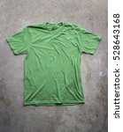 Bright Green Blank T Shirt For...