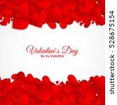 Valentine's Day Heart Symbol....