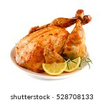 Thanksgiving Turkey Isolated O...
