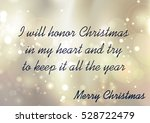 christmas quotes | Shutterstock . vector #528722479