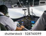 interior details of a water... | Shutterstock . vector #528760099