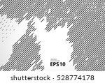 abstract lines background | Shutterstock .eps vector #528774178