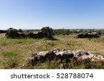 Castle Ruins Ukraine