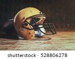 american football classic. 3d... | Shutterstock . vector #528806278