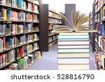 an education concept... | Shutterstock . vector #528816790
