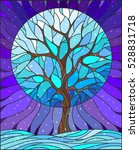 illustration in stained glass...   Shutterstock .eps vector #528831718