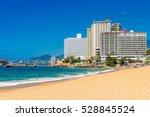 acapulco  mexico   oct 29  2016 ... | Shutterstock . vector #528845524