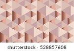 rosy tender elegant abstract... | Shutterstock .eps vector #528857608